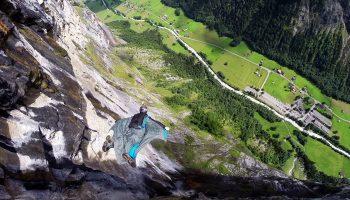 Ian McIntosh-Wingsuit