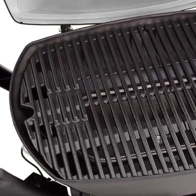 Die Gartemperatur zu halten, ist für den Q 2200 von Weber gar kein Problem.