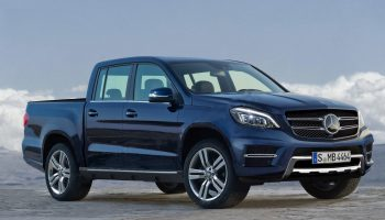 Mercedes Benz GLT – Pickup