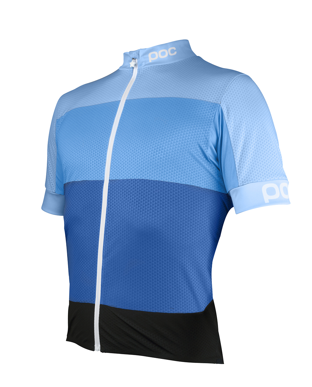 Light Jersey in Seaborgium Multi Blue