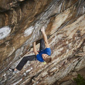 Freeclimbing Alex Megos Formula Episode 1