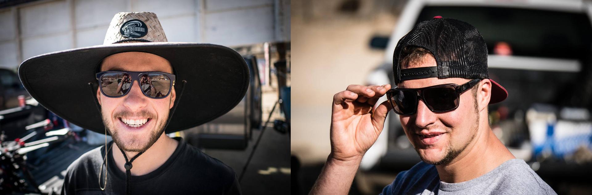 Vincent und Andi von anviFILMS