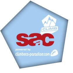 SAAC Climbing Camp Logo