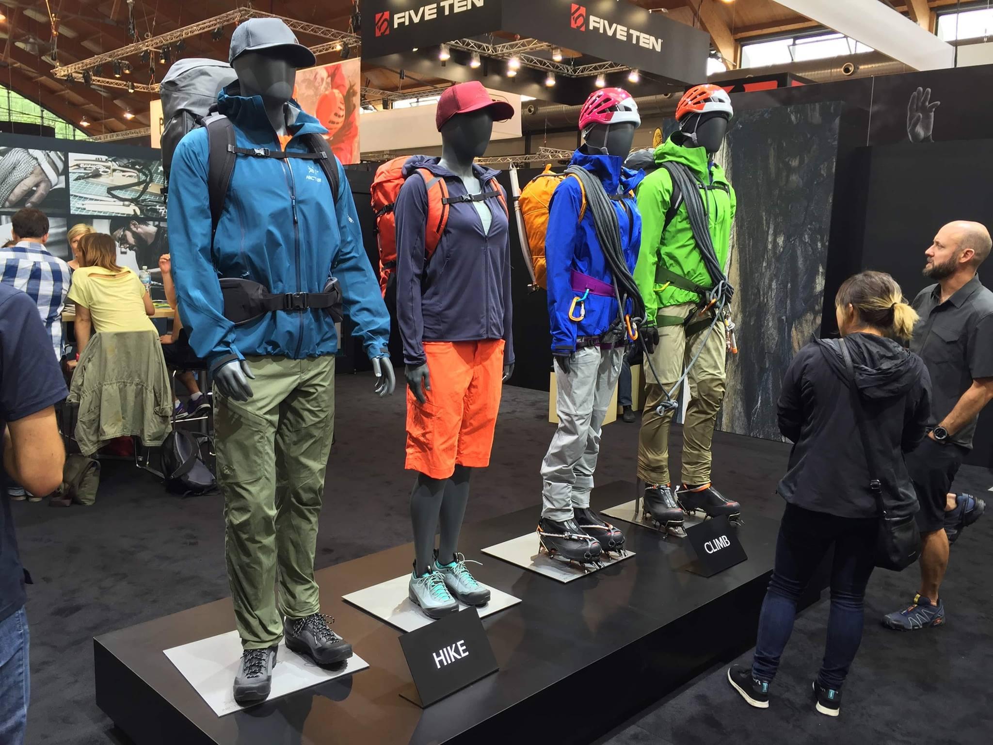 Die Styles für Hiker oder Climber sind jeweils sehr gelungen. (Credit: Chris Neumann)