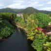 Costa Rica aus Sicht einer Drohne mit 4K GoPro