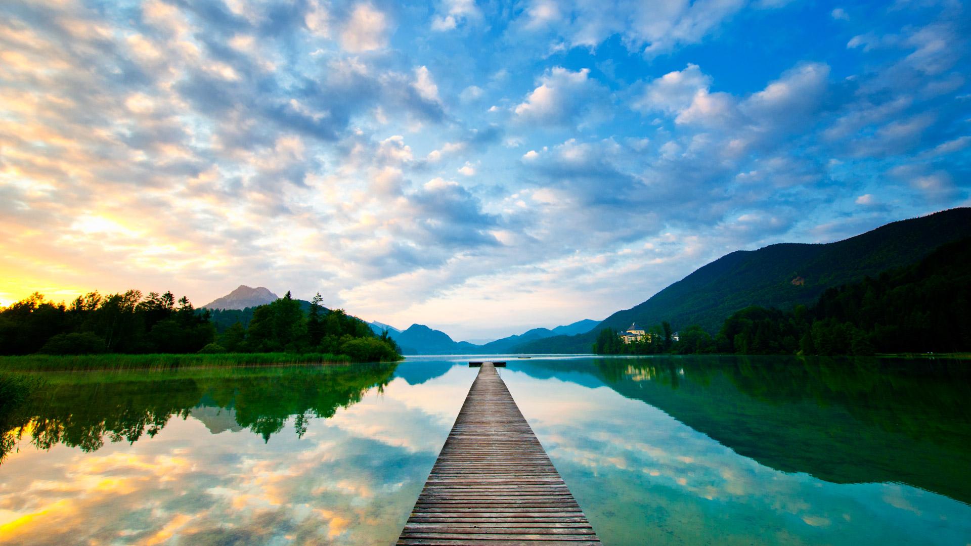 Alex kennt die magischen Orte Österreichs und weiß sie in Szene zu setzen © Alex Papis