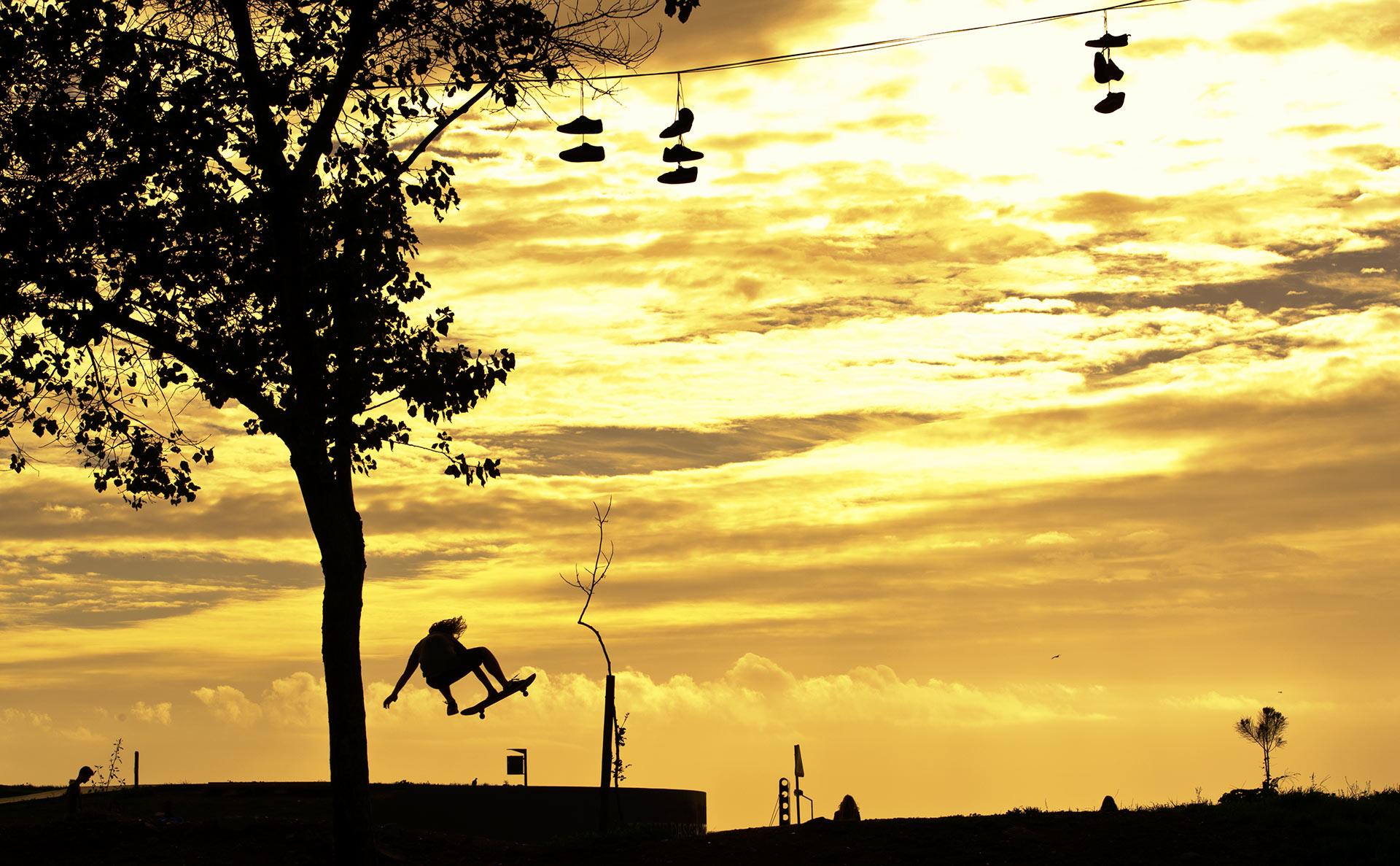 Mit der Skatefotografie hat damals alles begonnen © Alex Papis
