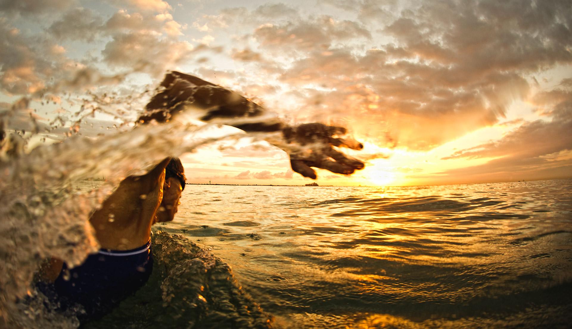 Immer auf der Suche nach neuen Perspektiven © Alex Papis