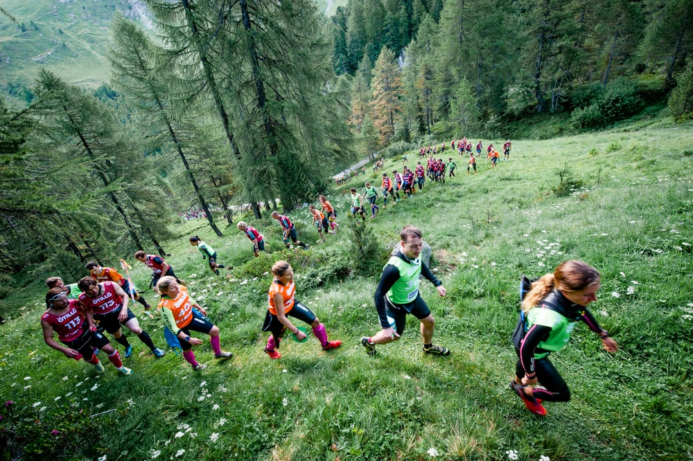 Swimrun Engadin 2016