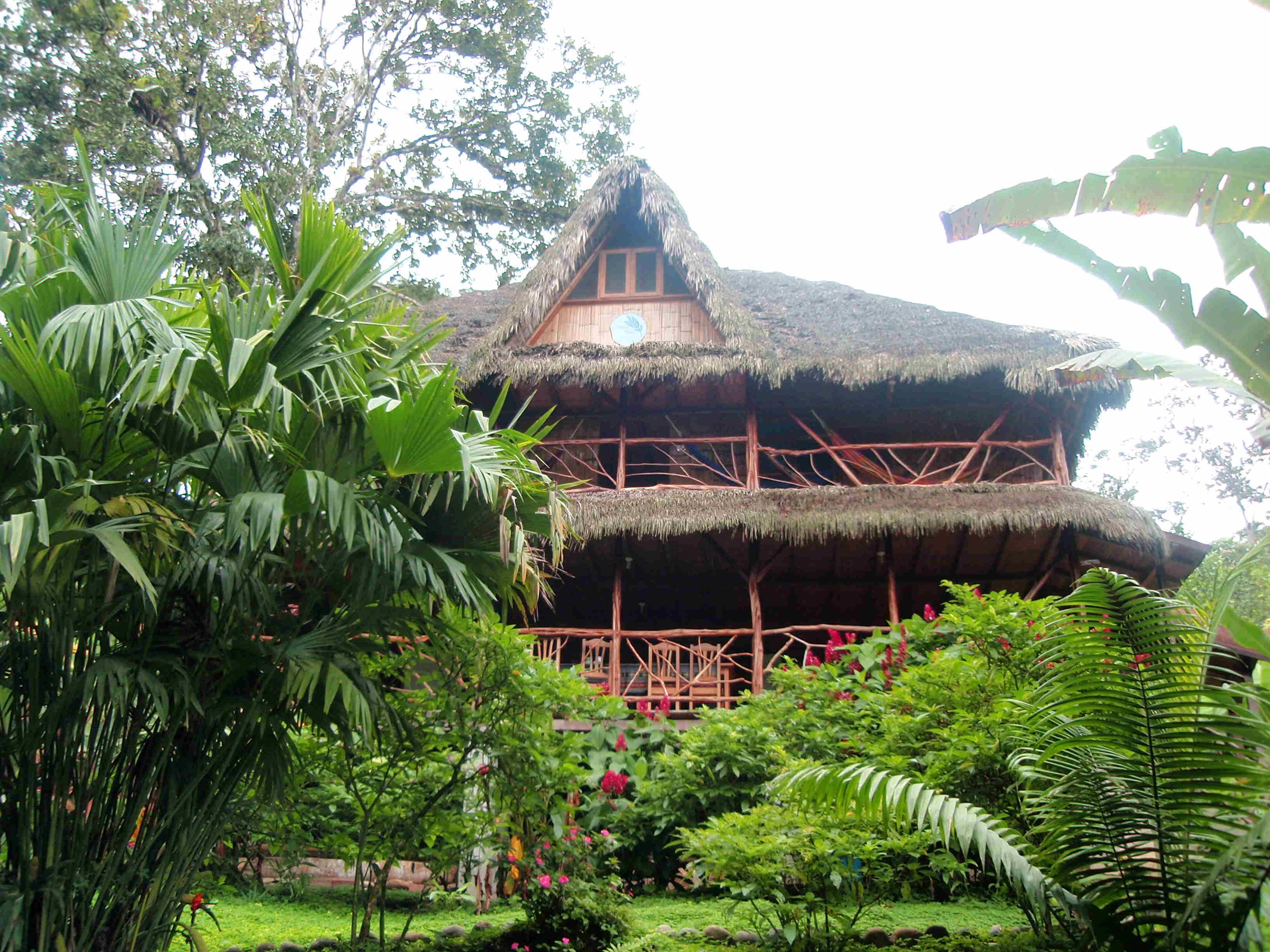Das Eco-Hostel Pakay Tours