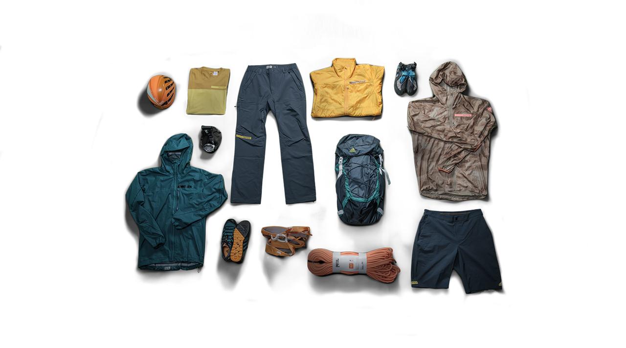 Kletter-Essentials   © adidas