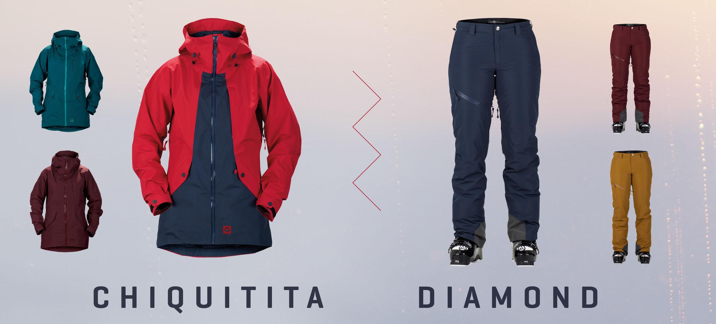 Diamanthochzeit zwischen Chiquitita und Diamond bei Sweet Protection.