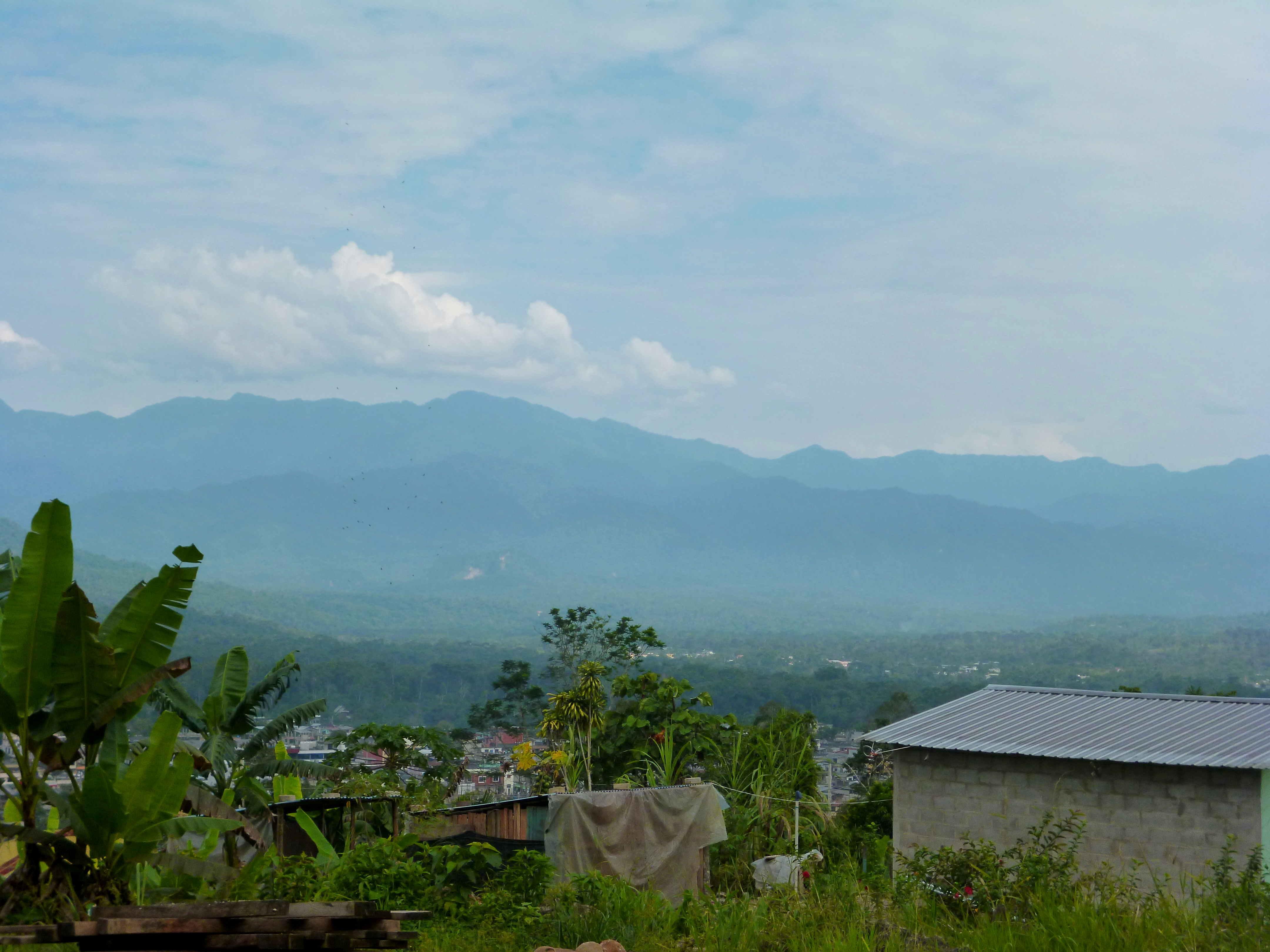 Die Dschungelhauptstadt Tena