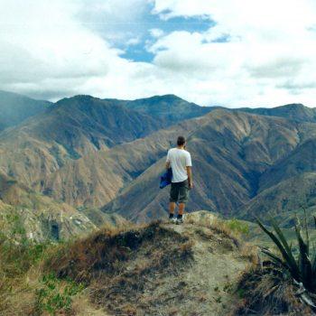 Vilcabamba Panorama
