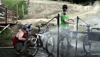 Whsitler Bikepark – British Columbia, Kanada