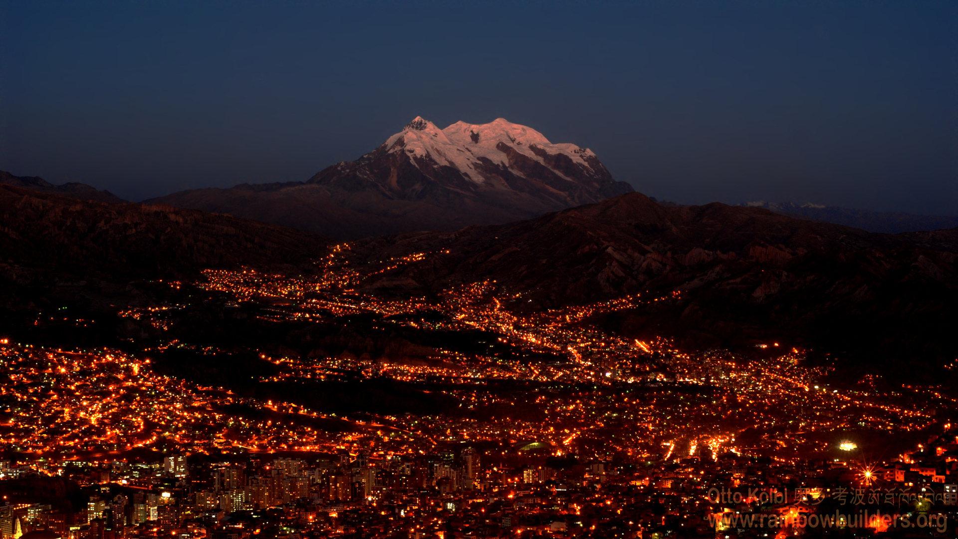 La Paz, Bolivien - kurzer Stop im Chaos der Hauptstadt