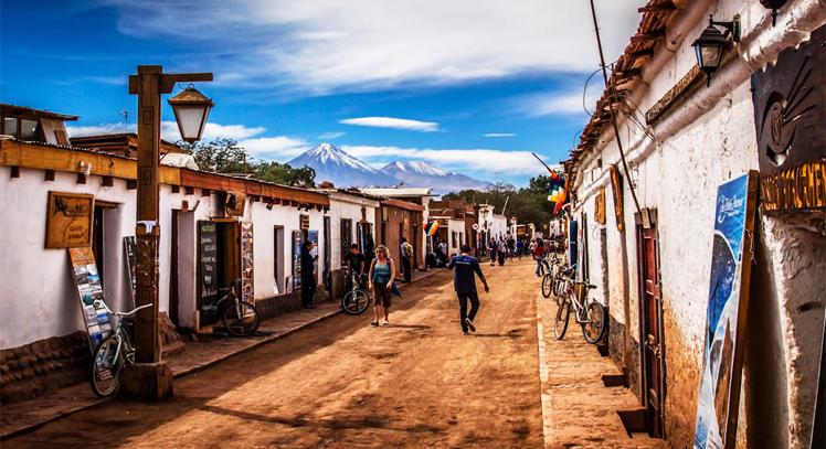 San Pedro de Atacama: alternative Wüstenstadt und Outdoor-Paradies