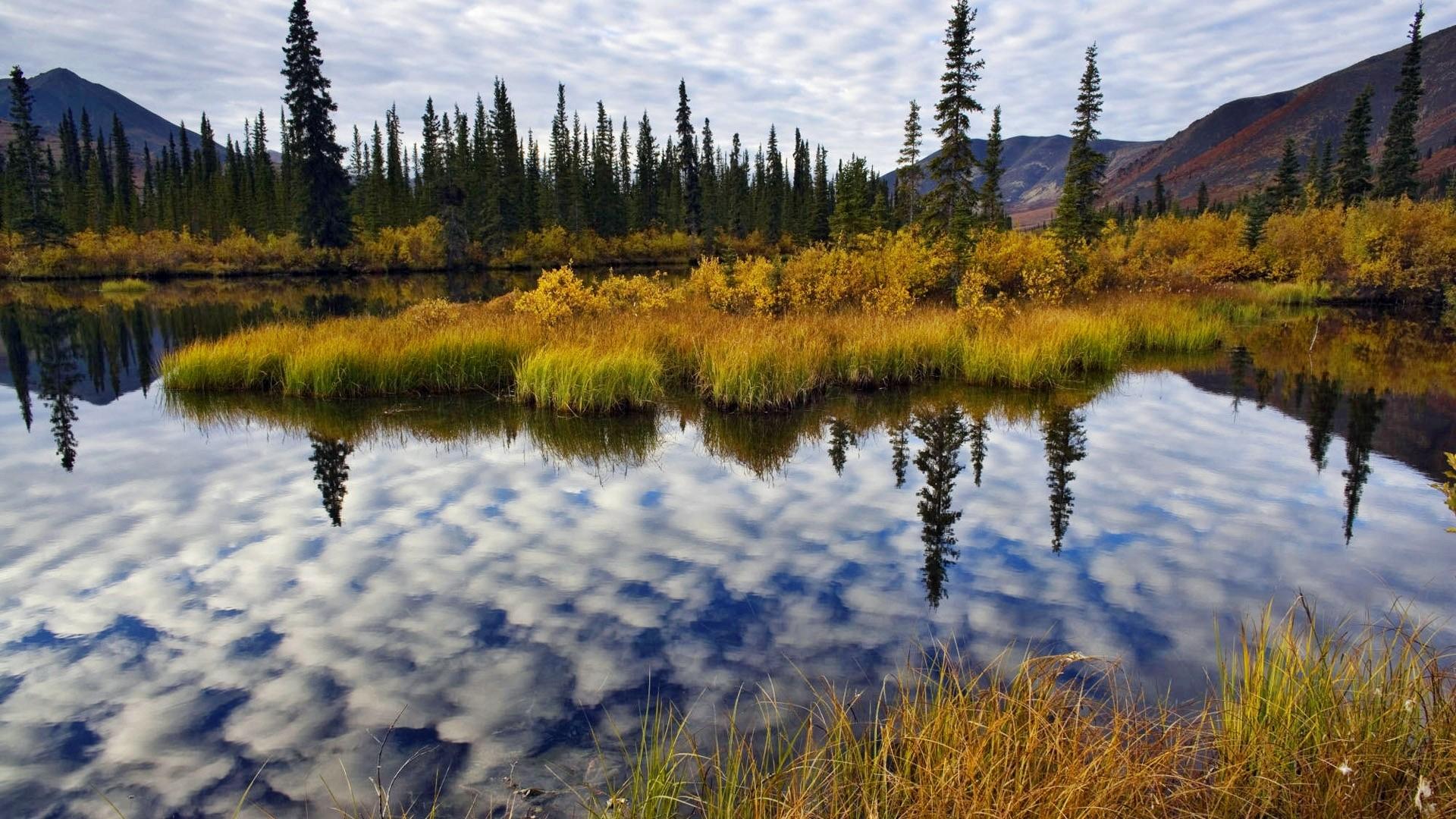Flusswelten des Yukon