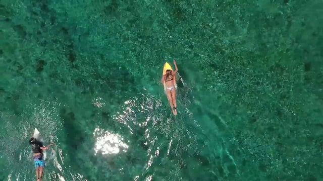 Malediven Surfing