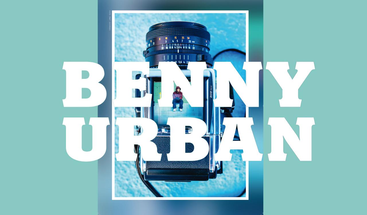 Street Snowboarding - Benny Urban Interview