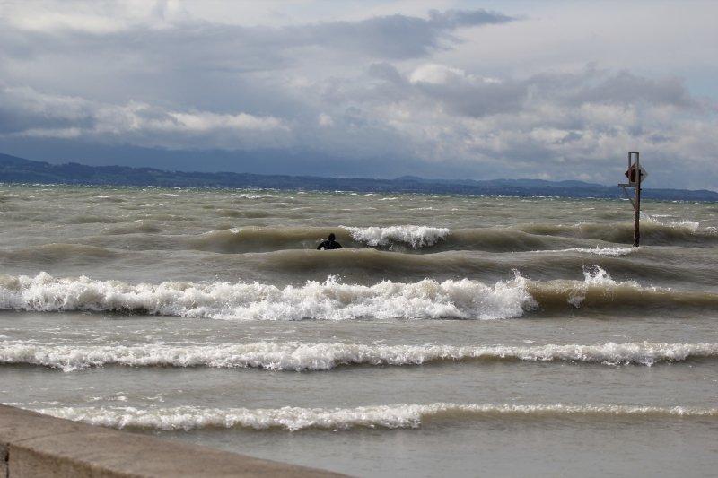 Bodensee Surfen