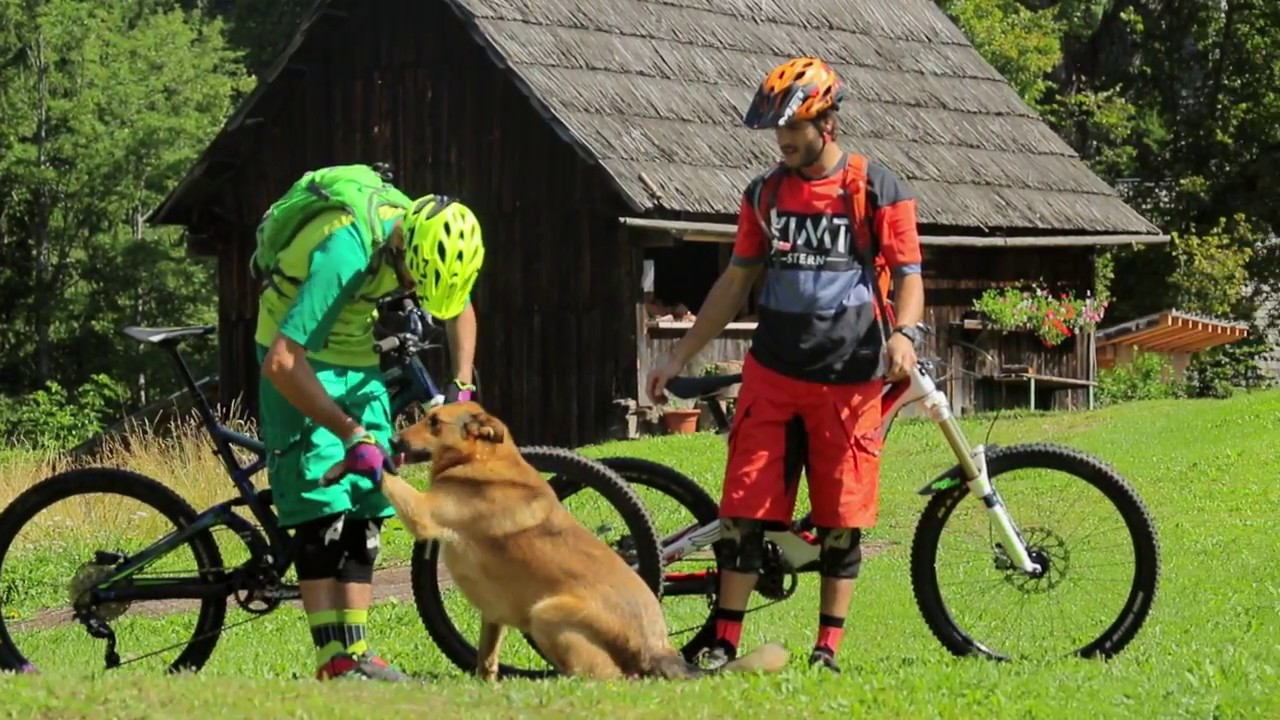 Enduro und Freeride Mountainbiking in Slowenien