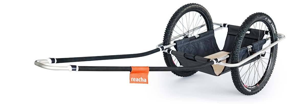 Reacha -Surfboard-Anhänger