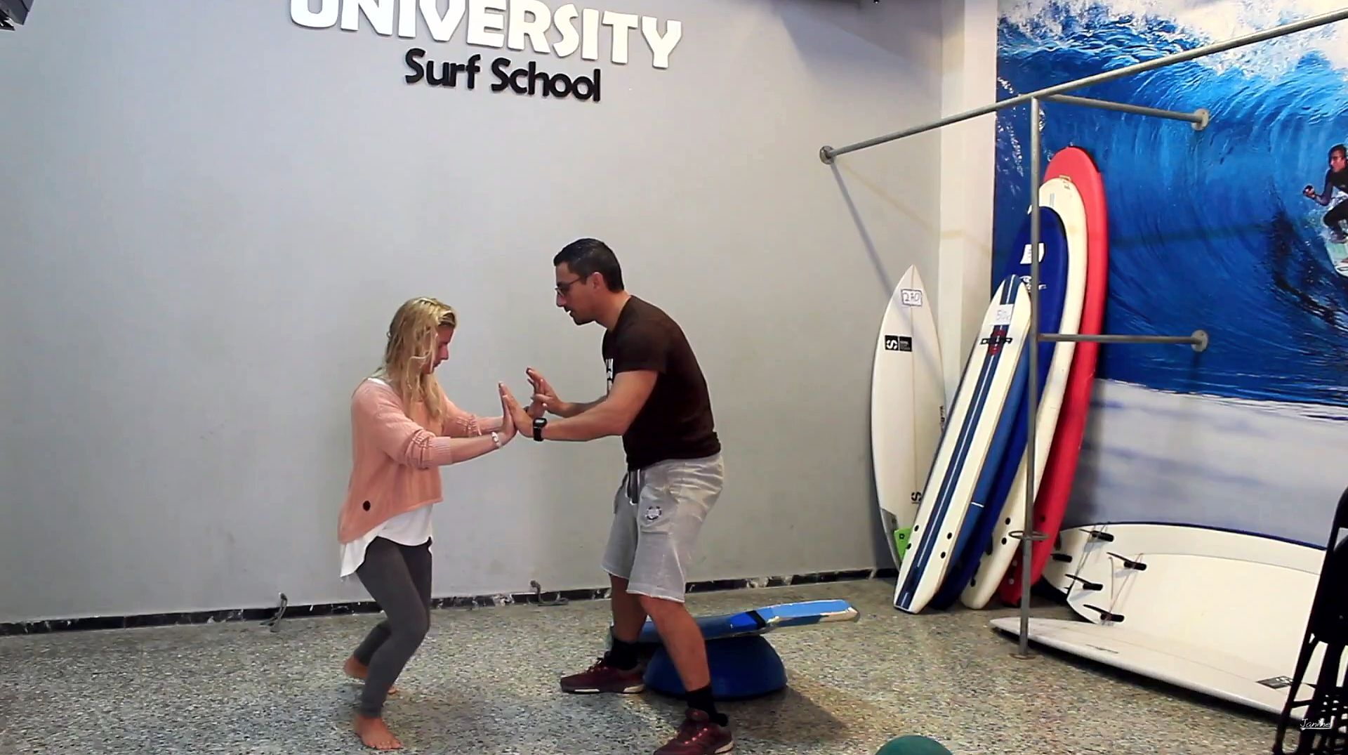 University Surf School - Besser Surfen