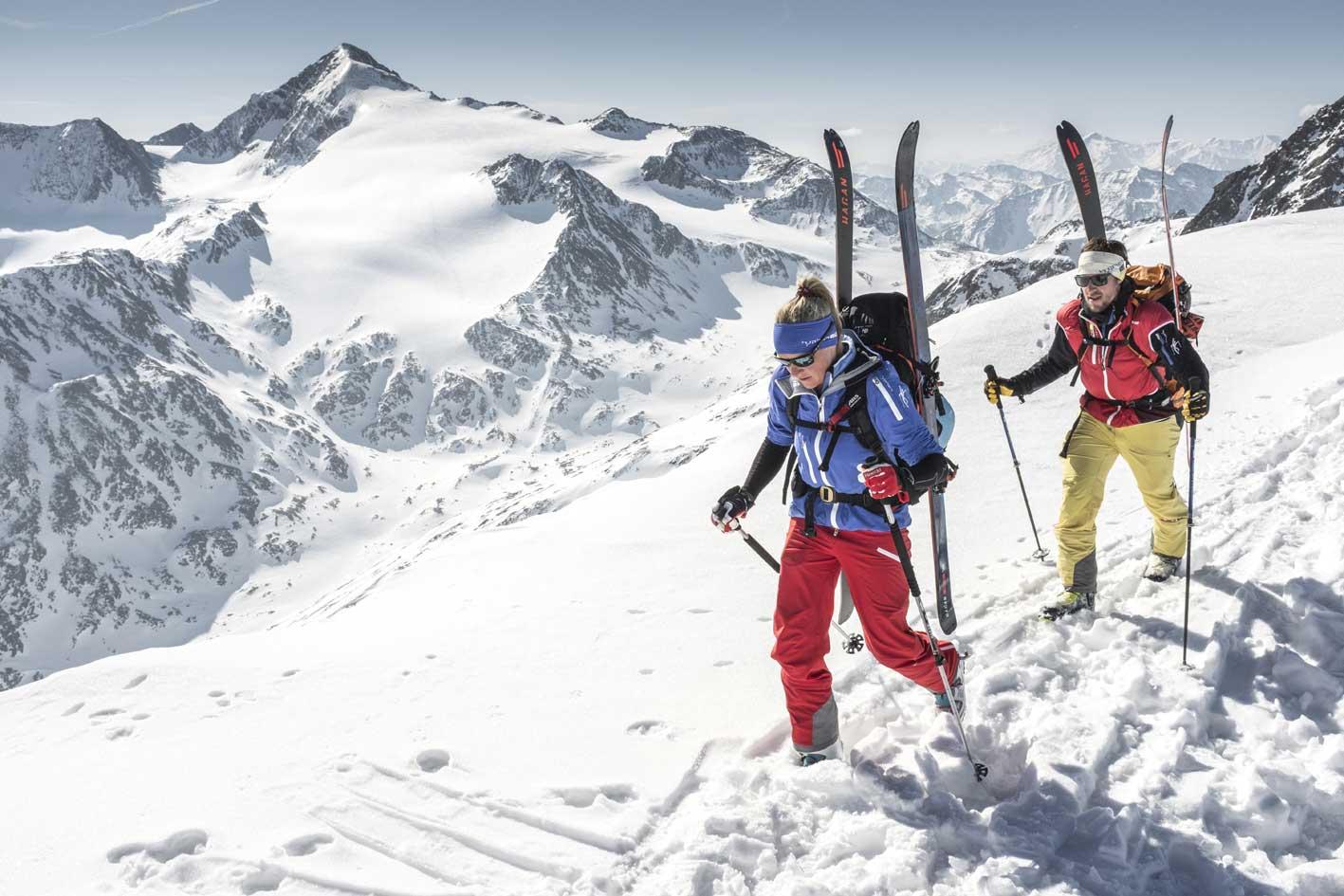 Hagan Hyphen Skitouren Camp