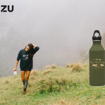 MIZU Outdoor Collection Edelstahl Trinkflasche mizu_outdoor_collection_