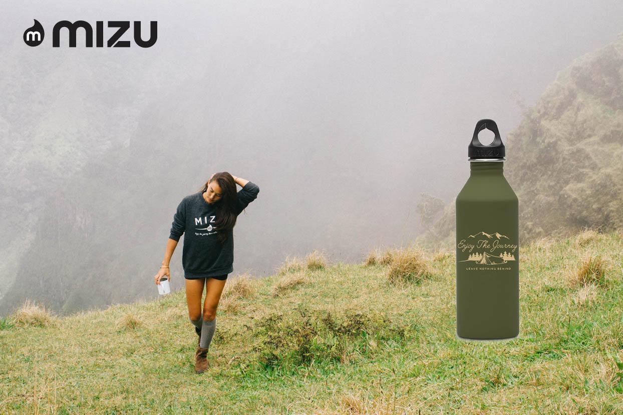 MIZU Outdoor Collection Edelstahl Trinkflasche mizu_outdoor_collection_