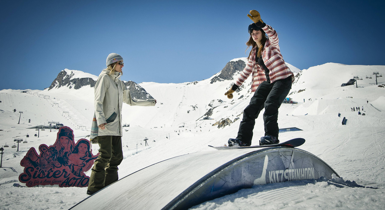 Anna als Coach | © Red Bull