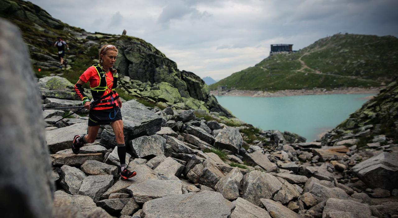 Der Ultra-Trail bringt die Läufer bis an ihre Grenzen –und darüber hinaus |©Dynafit