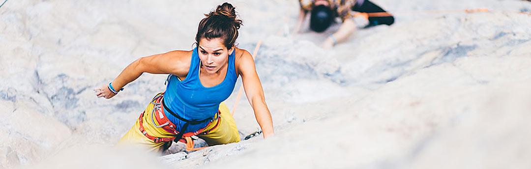 Klettertouren für Anfänger und Profis |©The North Face