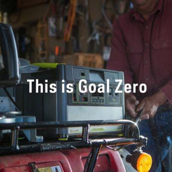 This is Goal Zero